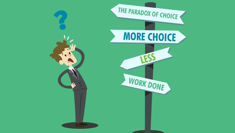nghịch lý sự lựa chọn